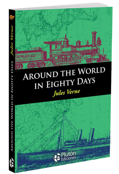 Around the world in eighty days.