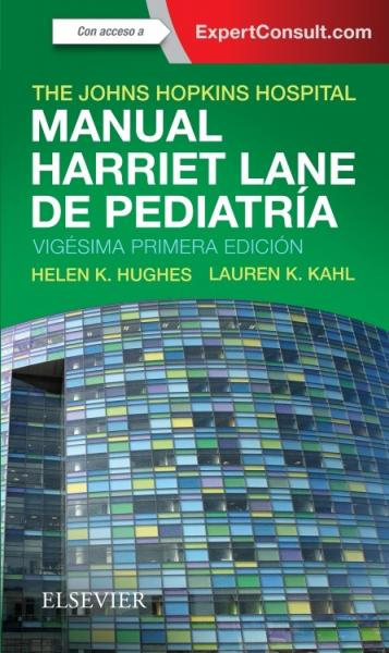 Manual Harriet Lane de pediatría: Manual para residentes de pediatría